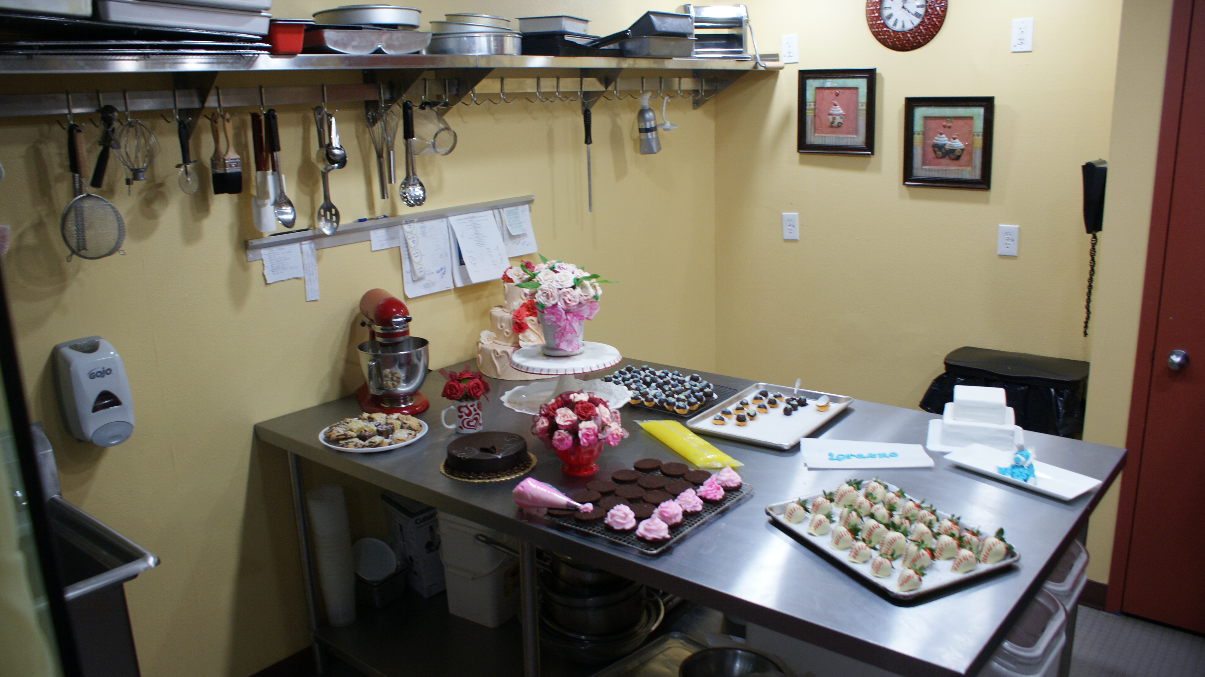Confectionary Kitchen
