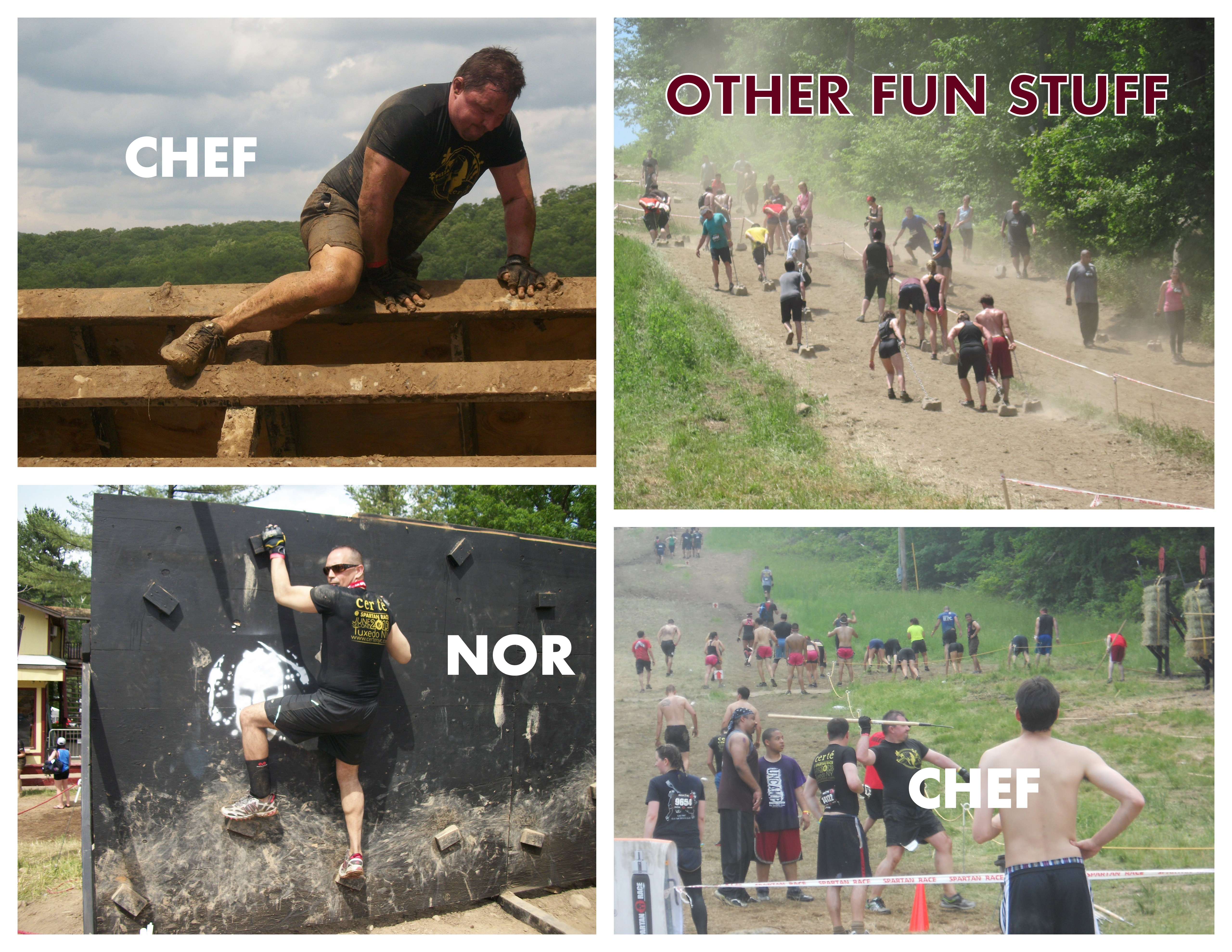Spartan Race 2013. Collage.OTHER FUN STUFF