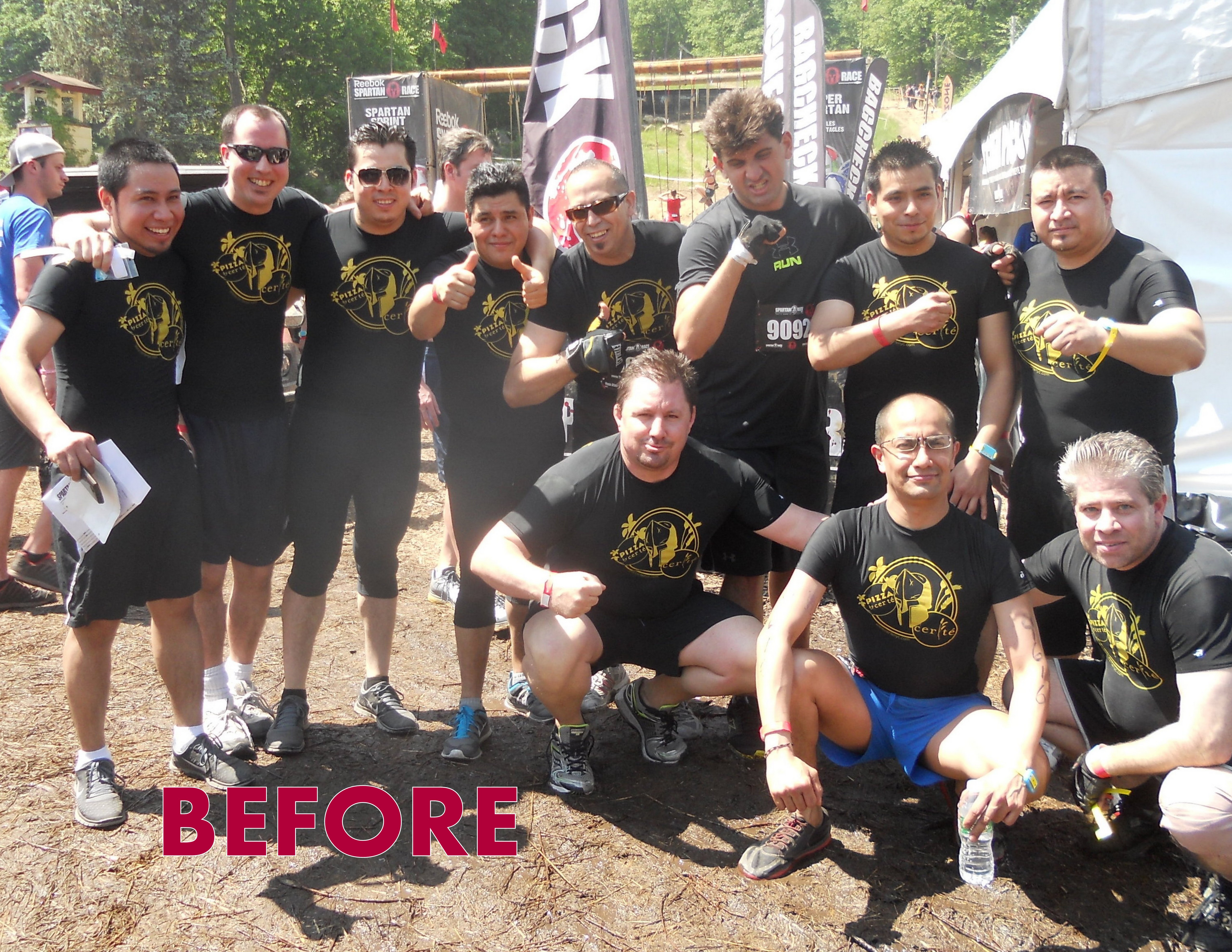Spartan Race 2013.Collage.BEFORE
