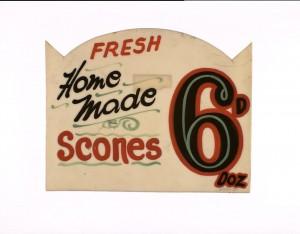 Fresh Homemade sign