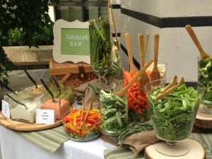 Certe' Crudite Bar
