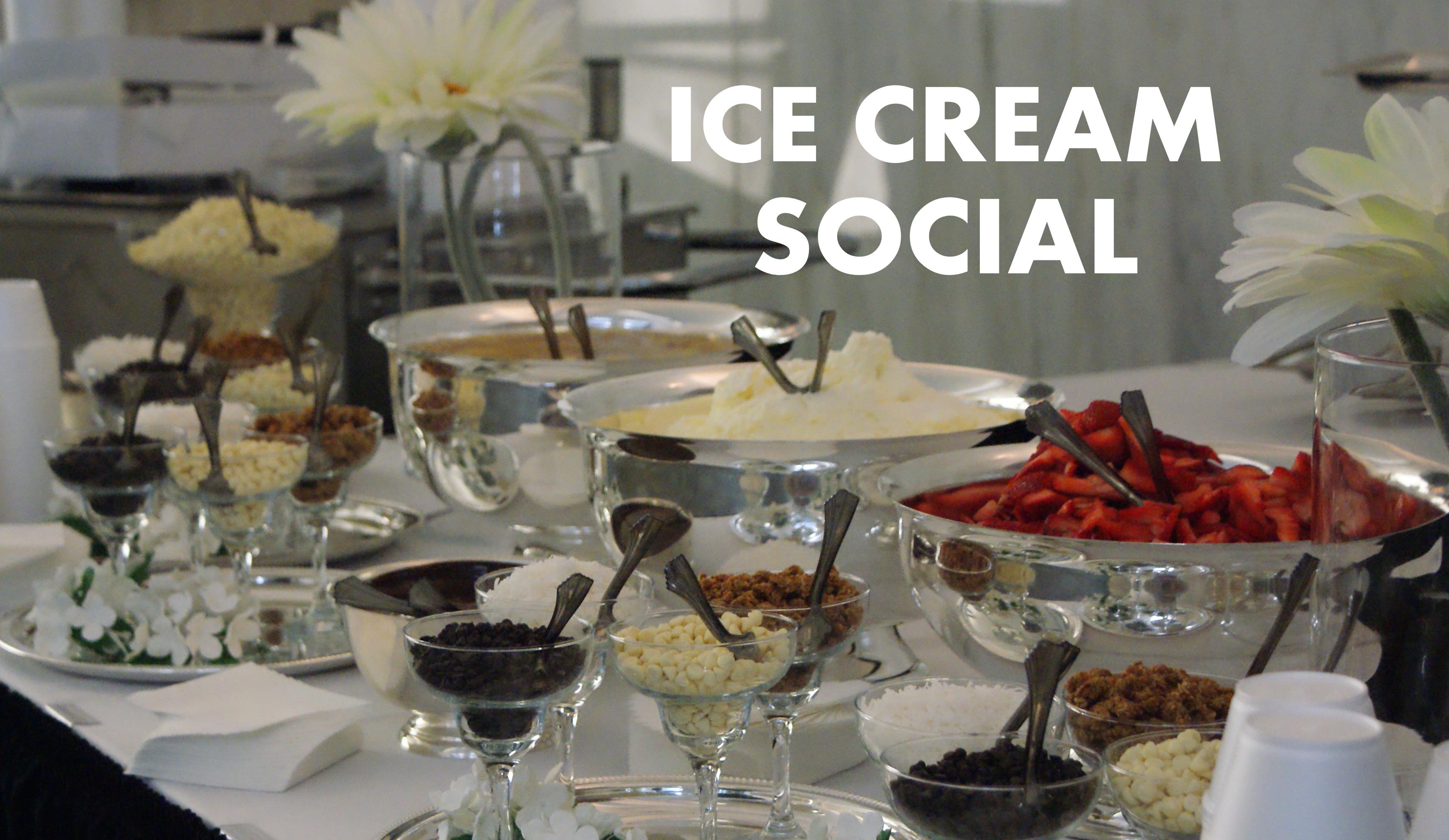 Certe' Ice Cream Social